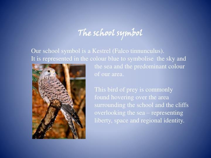 The school symbol
