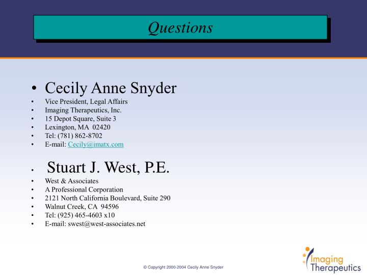 Cecily Anne Snyder