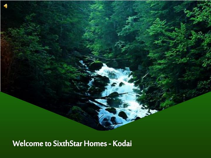 Welcome to SixthStar Homes -