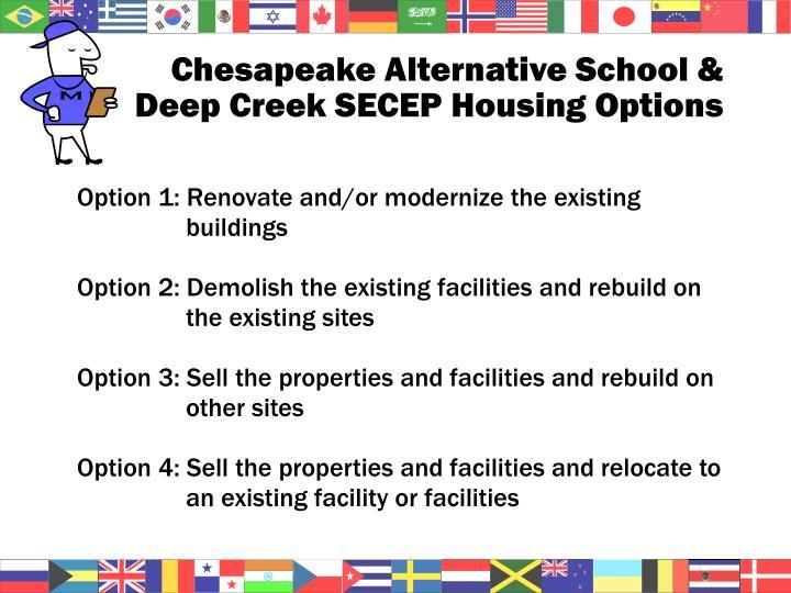 Chesapeake Alternative School &