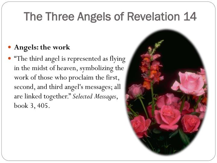 The Three Angels of Revelation 14