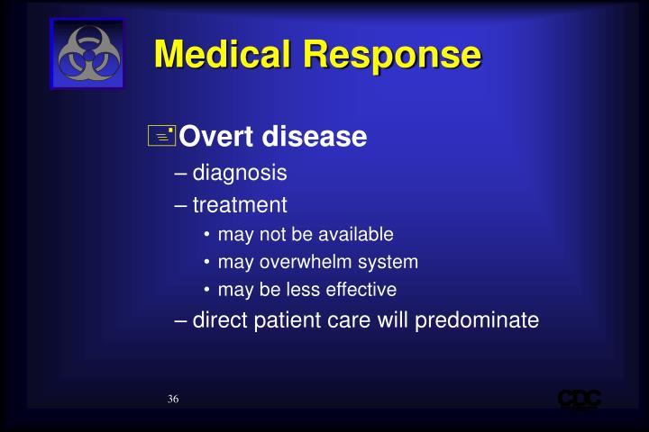 Medical Response