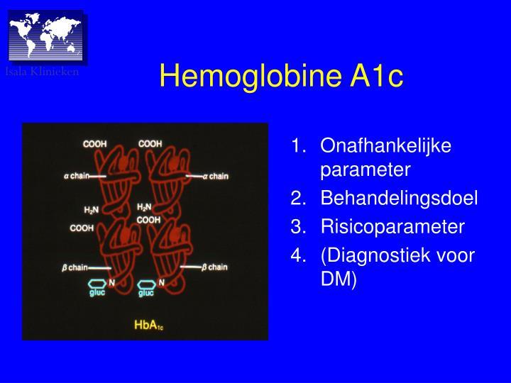 Hemoglobine a1c