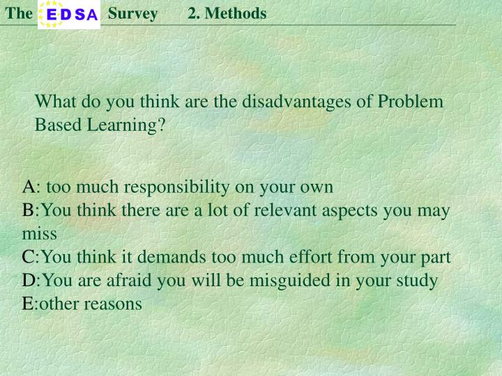 The                  Survey       2. Methods