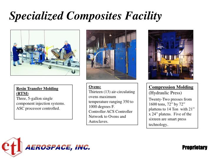 Specialized Composites Facility