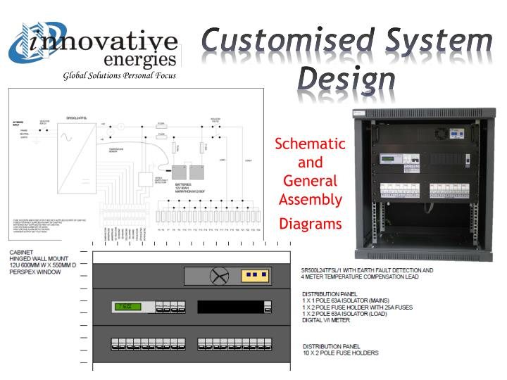 Schematic and  General Assembly