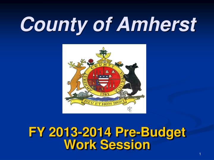 county of amherst n.