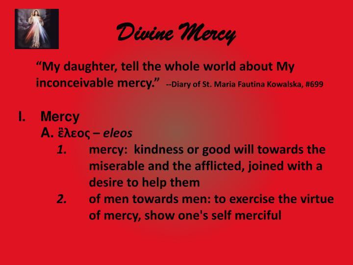 Divine mercy1