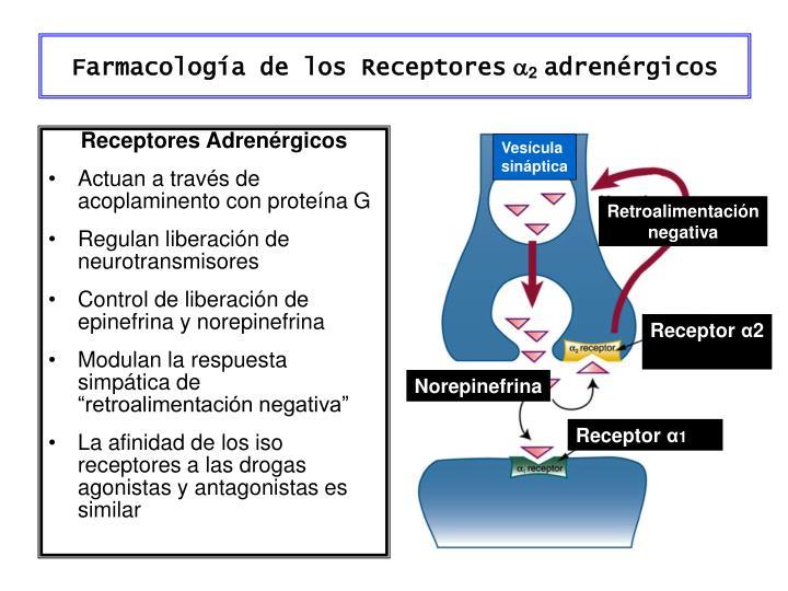 Farmacología de los Receptores