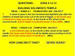 questions ezra 6 14 152