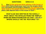 questions ezra 6 5 6