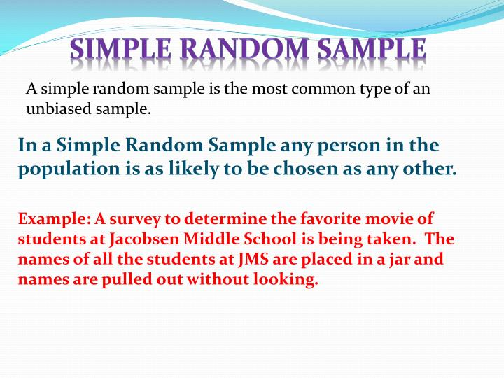 Ppt Lesson 8 8 Using Sampling To Predict Samples Populations
