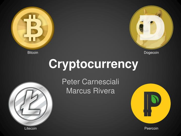 powerpoint template cryptocurrency exchange
