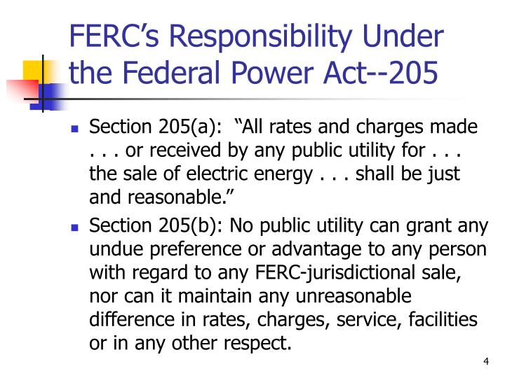 the responsibilities and powers of the federal Both the federal and state governments play a role in environmental protection each has a comparative advantage in addressing particular types of all federal laws, no matter their value or purpose, must be enacted pursuant to the federal government's enumerated powers and may not.
