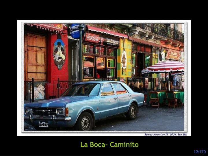 La Boca- Caminito