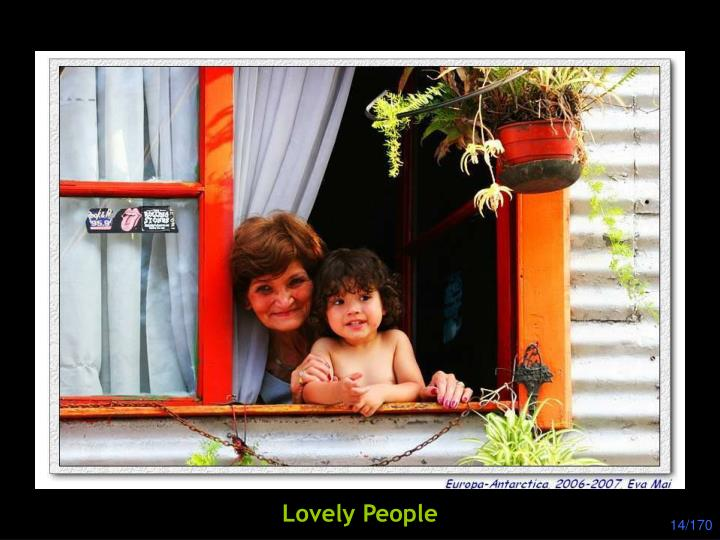 Lovely People