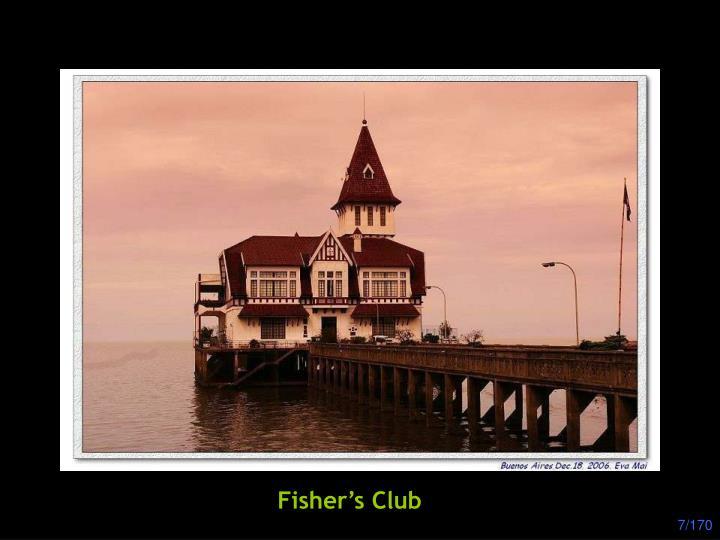 Fisher's Club