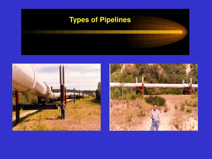Types of Pipelines