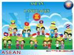 asean languages