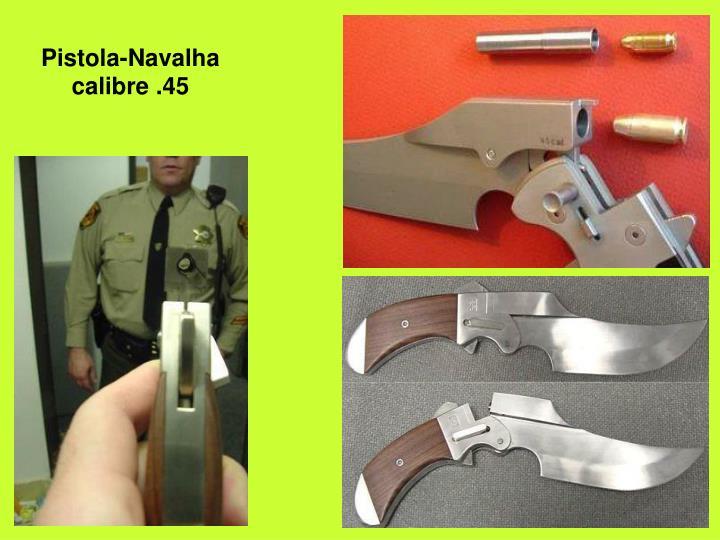 Pistola-Navalha