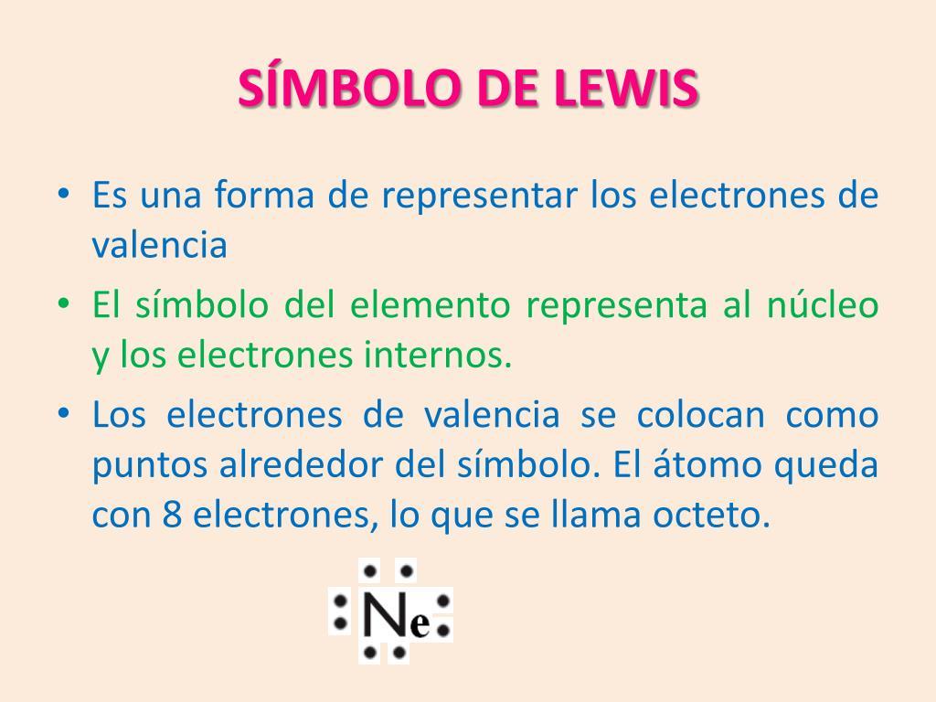 Ppt Estructuras De Lewis Powerpoint Presentation Free