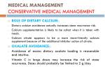 medical management conservative medical management2