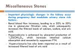 miscellaneous stones11