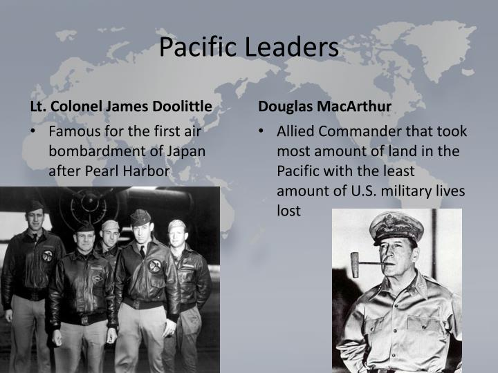 Pacific Leaders