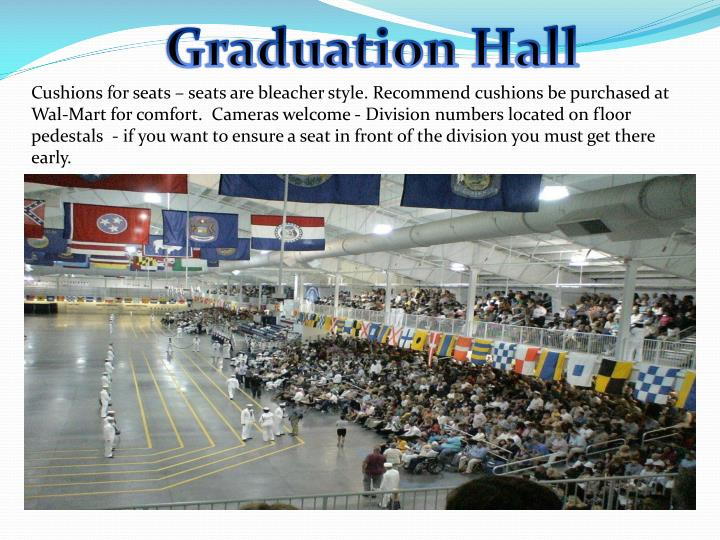 Graduation Hall