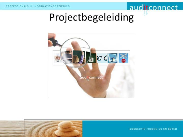 Projectbegeleiding
