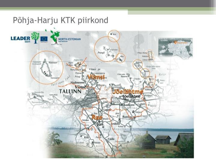 Põhja-Harju KTK piirkond