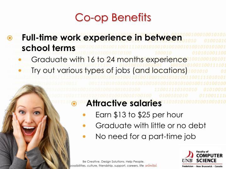 Full-time work experience in between school terms