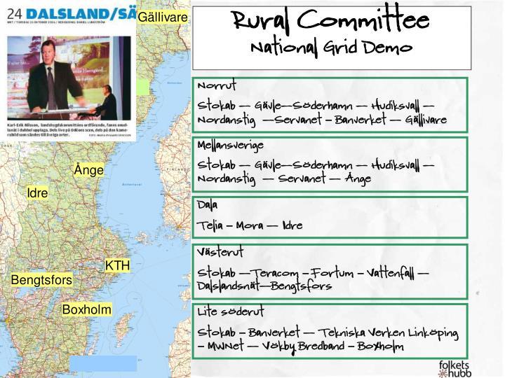Rural Committee