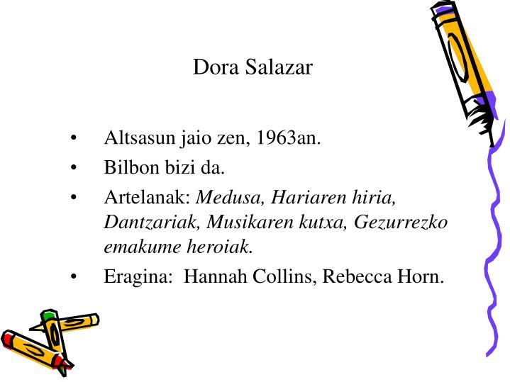 Dora Salazar