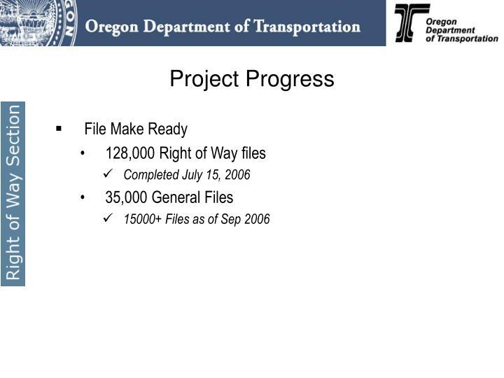 File Make Ready