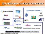 qcs customers leading the revolution