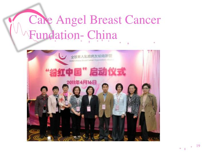 Care Angel Breast Cancer Fundation- China
