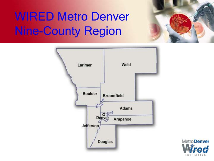 WIRED Metro Denver