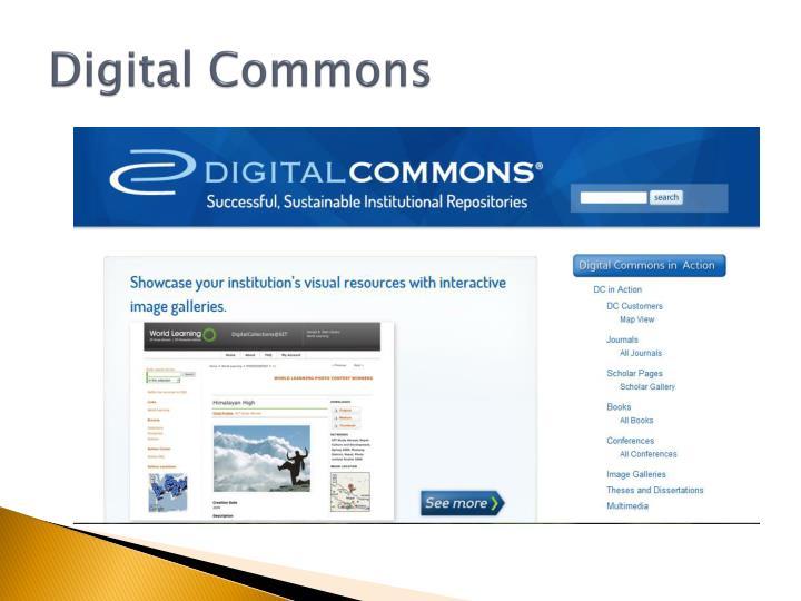 Digital Commons