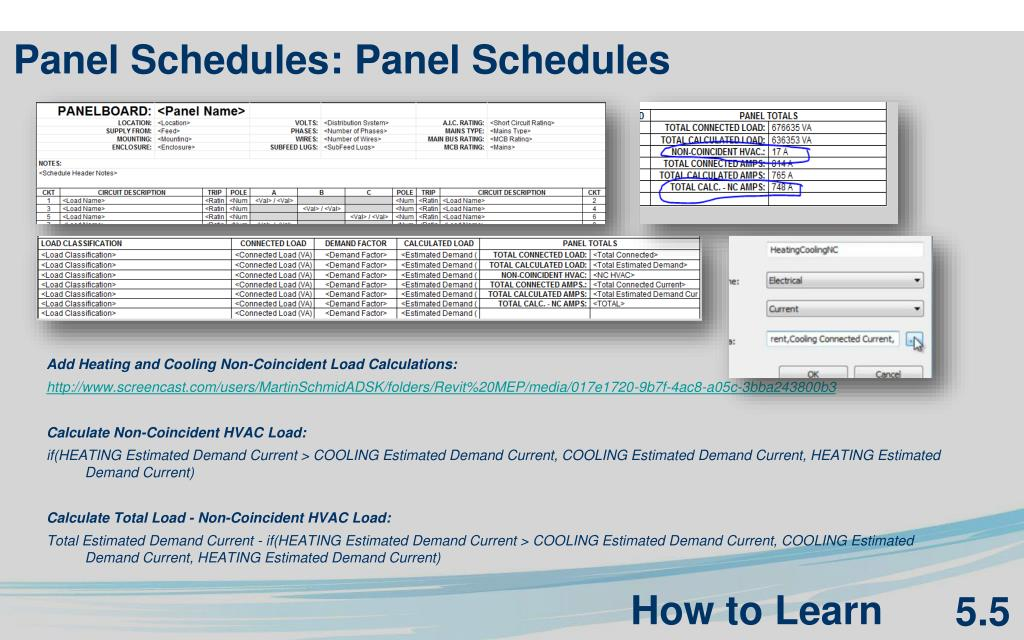 PPT - ID: 125 From Start to Finish: Electrical How-to for Revit MEP