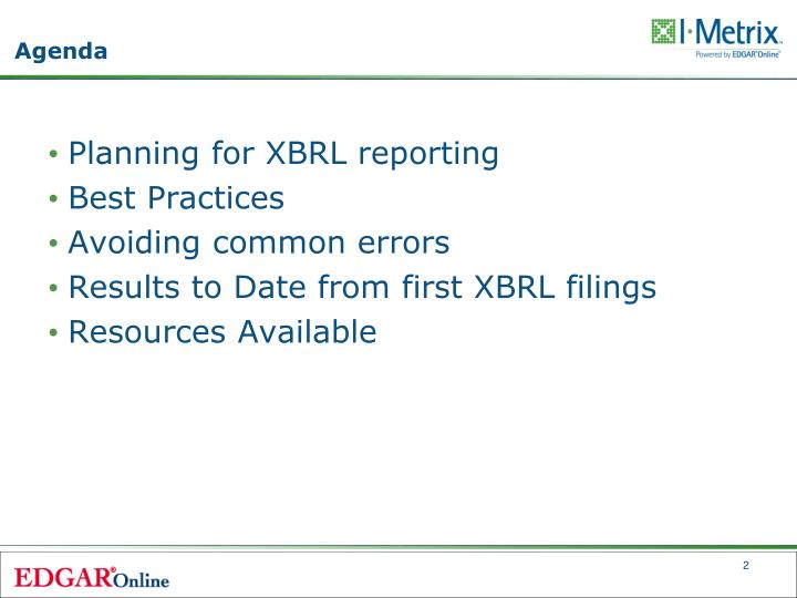 xbrl error study 3 an analysis of the israeli xbrl-adoption experience introduction extensible business reporting language (xbrl) is an internet-based language designed.