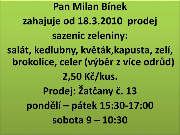Pan Milan
