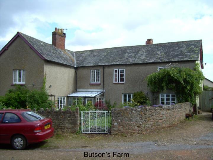 Butson's Farm