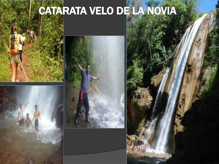 CATARATA VELO DE LA NOVIA