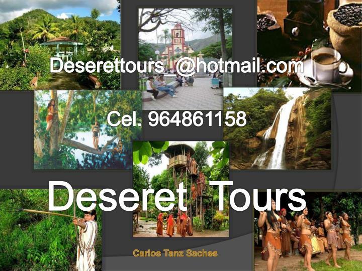 Deserettours_@hotmail.com