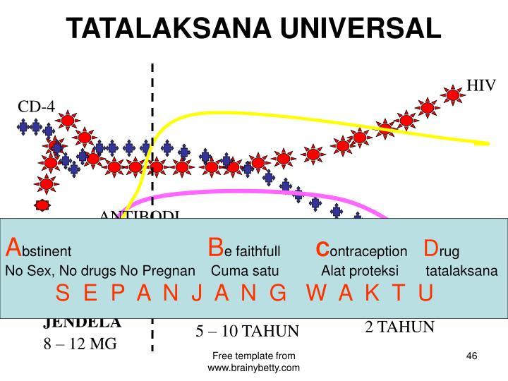 TATALAKSANA UNIVERSAL