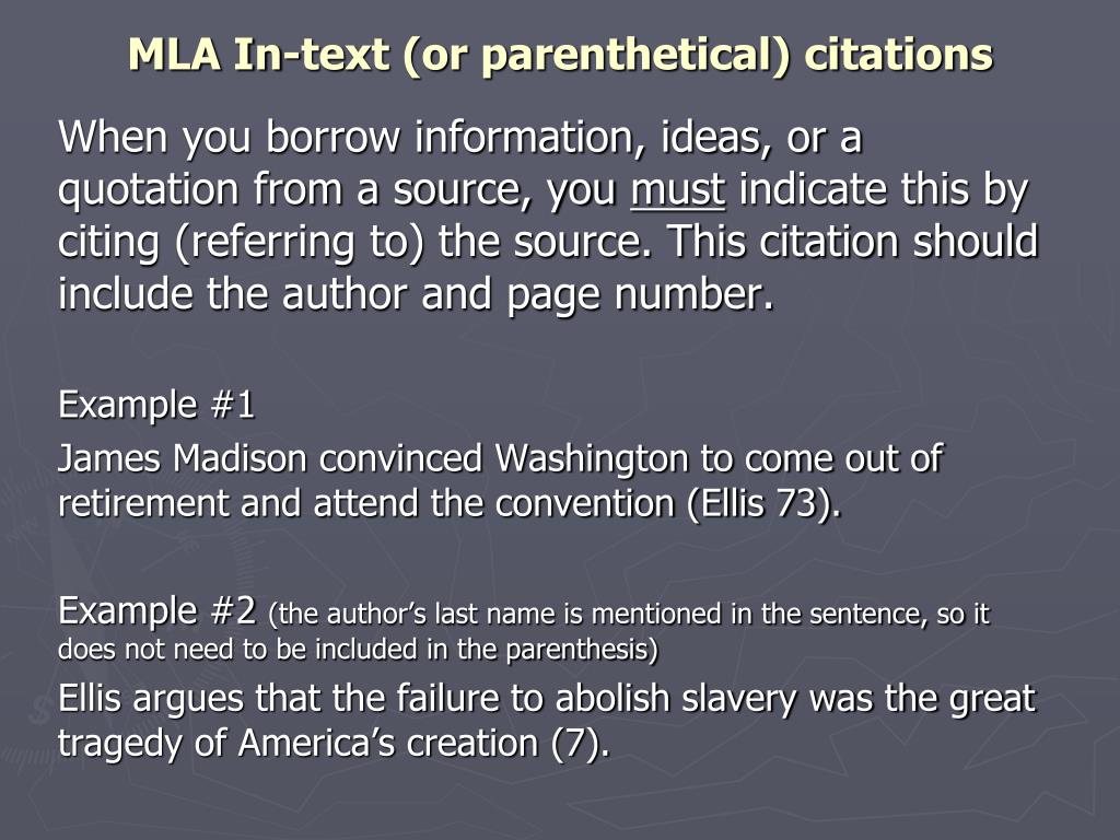 help with mla citation Concordiaca / library / help & how-to / citing mla citation style on this page introduction updates from the new edition in-text citations general guidelines.