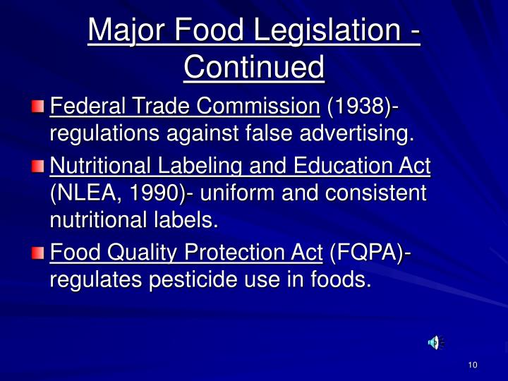 pesticides pesticide and quality protection act On august 3,1996, president clinton signed the food quality protection act,fundamen tally improving the way that pesticides are regulated in food the bill passed the house of representatives on july 23, 1996, by a vote of 417 - 0.