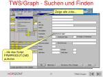 tws graph suchen und finden1