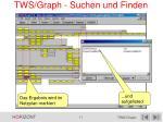 tws graph suchen und finden2